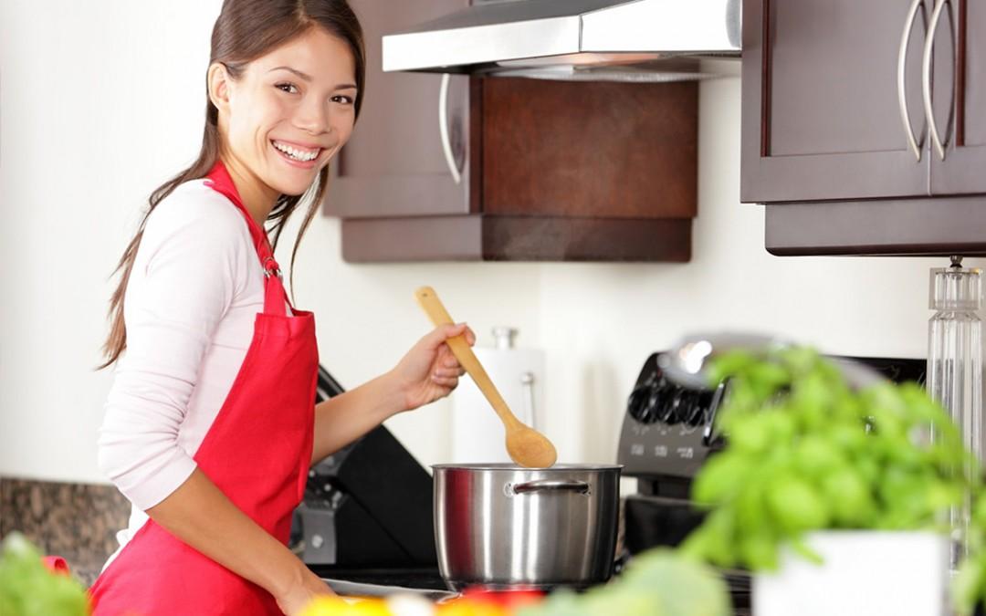 Cozinhando sem desperdício