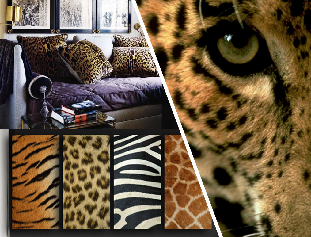 Estampa animal print – Decor