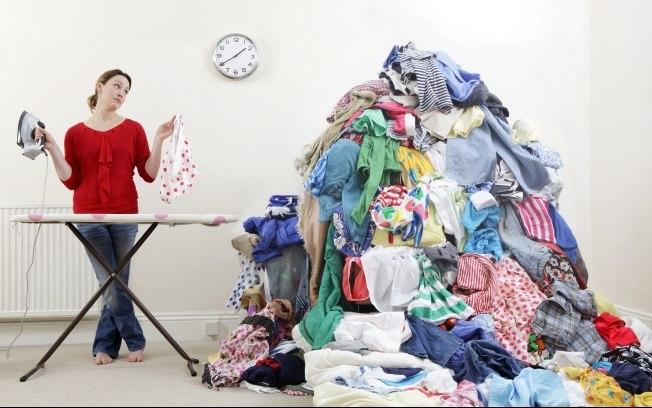 Dicas para passar roupas