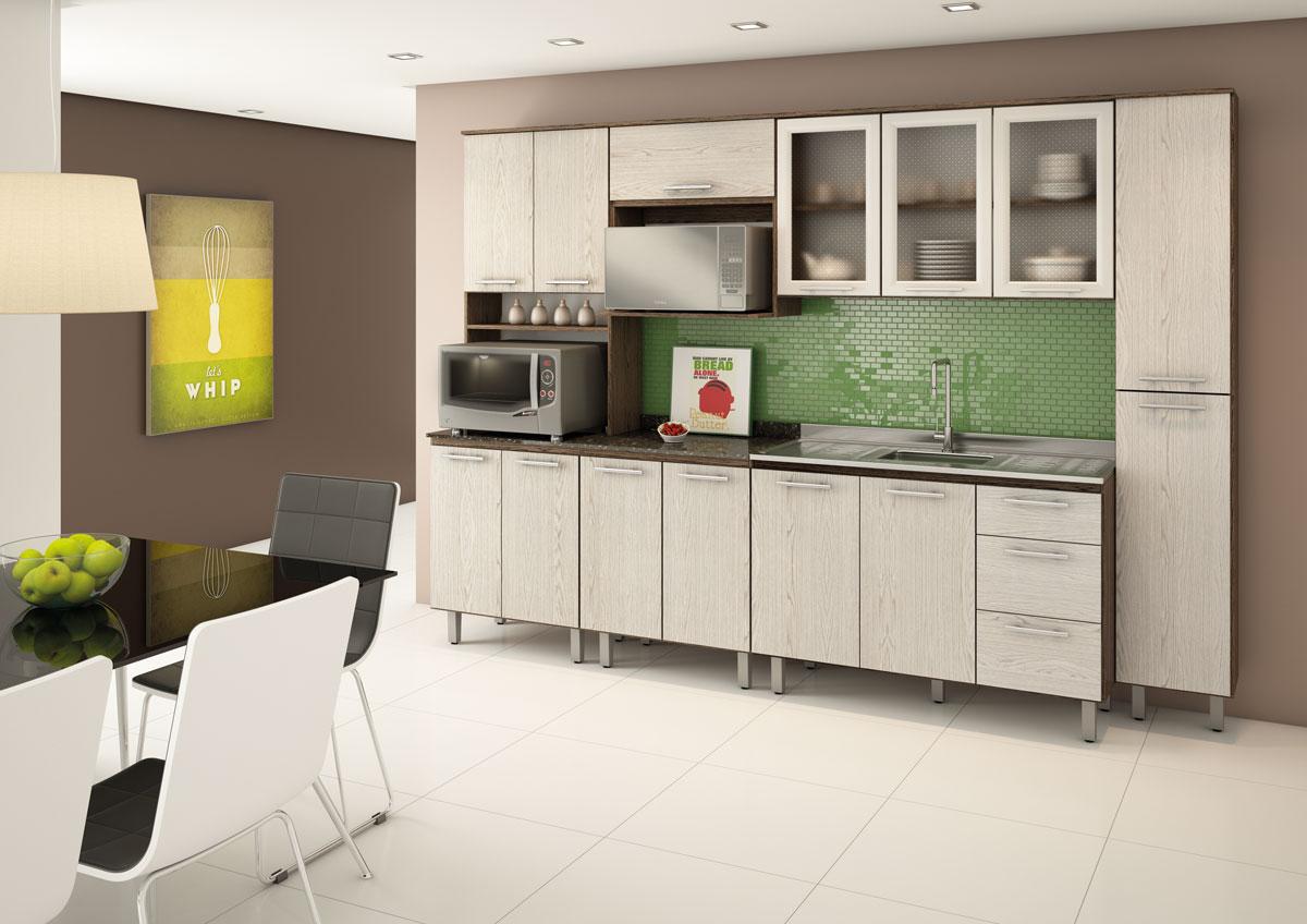 #A69C25  Modulada Cozinha Suspensa Kit's e Cristaleiras Faça seu Projeto 1200x848 px Projeto Cozinha Modulado #2605 imagens