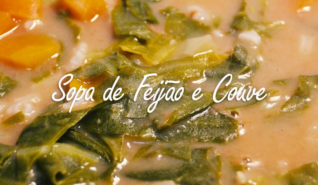 Sopa de Feijão e Couve