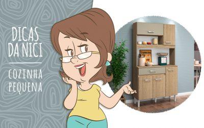 6 dicas para você aproveitar ao máximo sua cozinha pequena