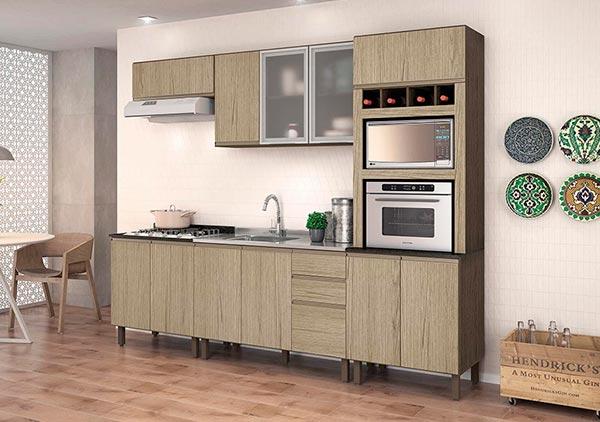 Cozinha Ebani Premium