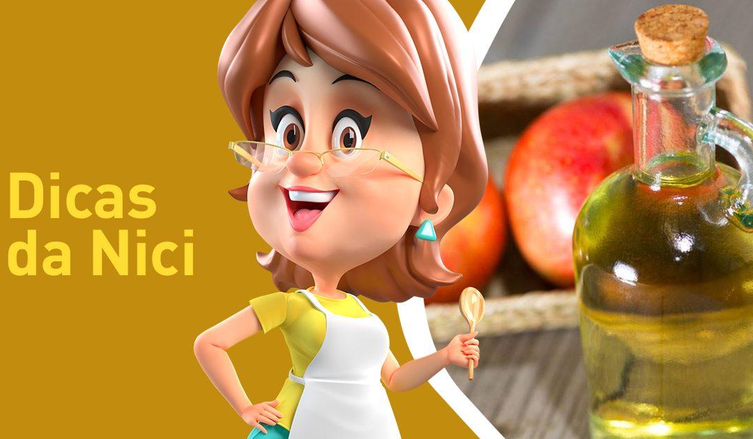 Vinagre de maçã: conheça os vários benefícios