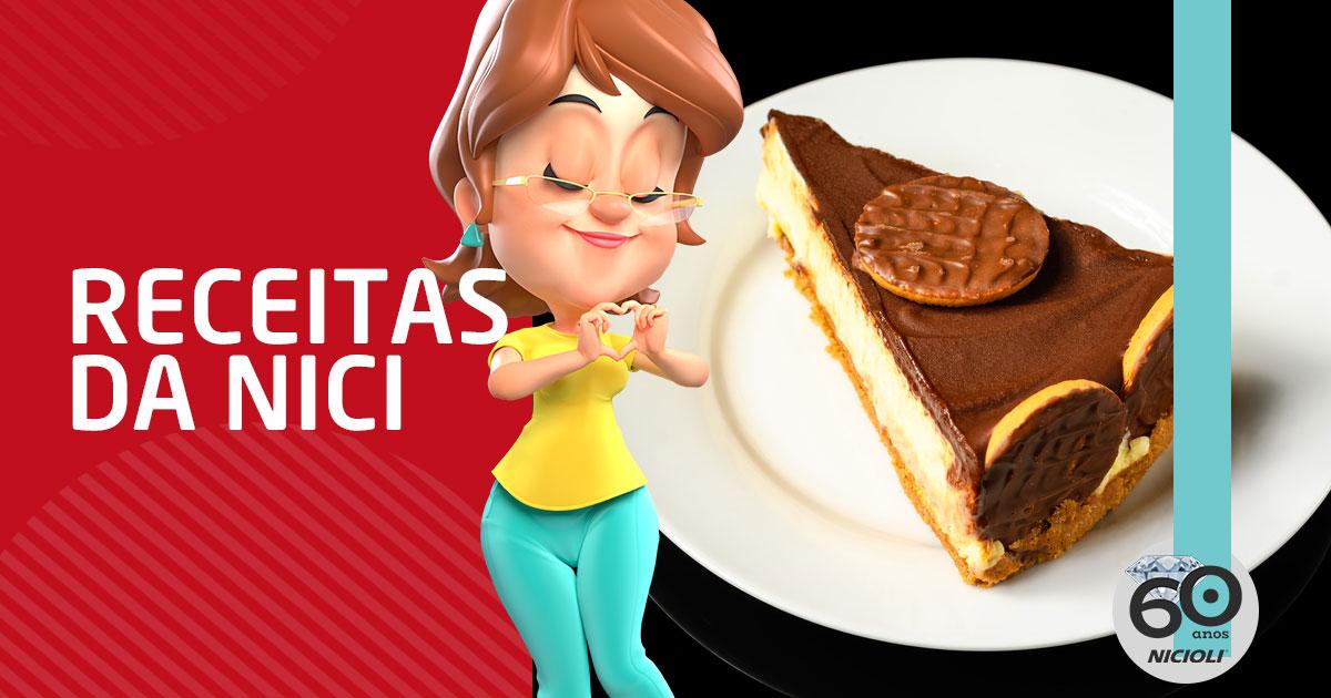 Torta Holandesa Irresistível!