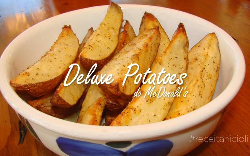 Deluxe Potatoes (do McDonald's)